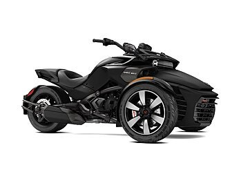 2017 Can-Am Spyder F3 for sale 200453232
